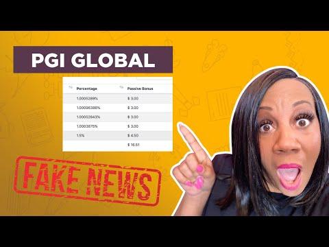 PGI GLOBAL REVIEW | WATCH THIS BEFORE YOU JOIN PGI GLOBAL