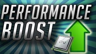 How to Improve & Boost your PC's Performance for Games