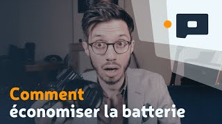 📷 Comment économiser la batterie de son appareil photo ?