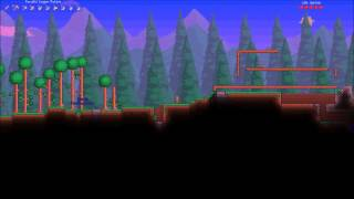 Let´s Play together Terraria Part 1 Season 1 - [1080p/HD/Deutsch] - Pille allein zu Hause