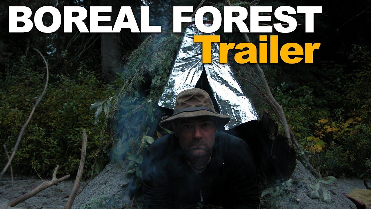 Download Survivorman   Season 1   Episode 1   Boreal Forest   Les Stroud
