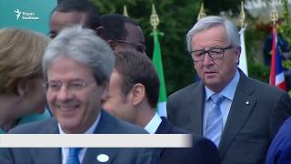Саммит большой семерки в Италии / Новости