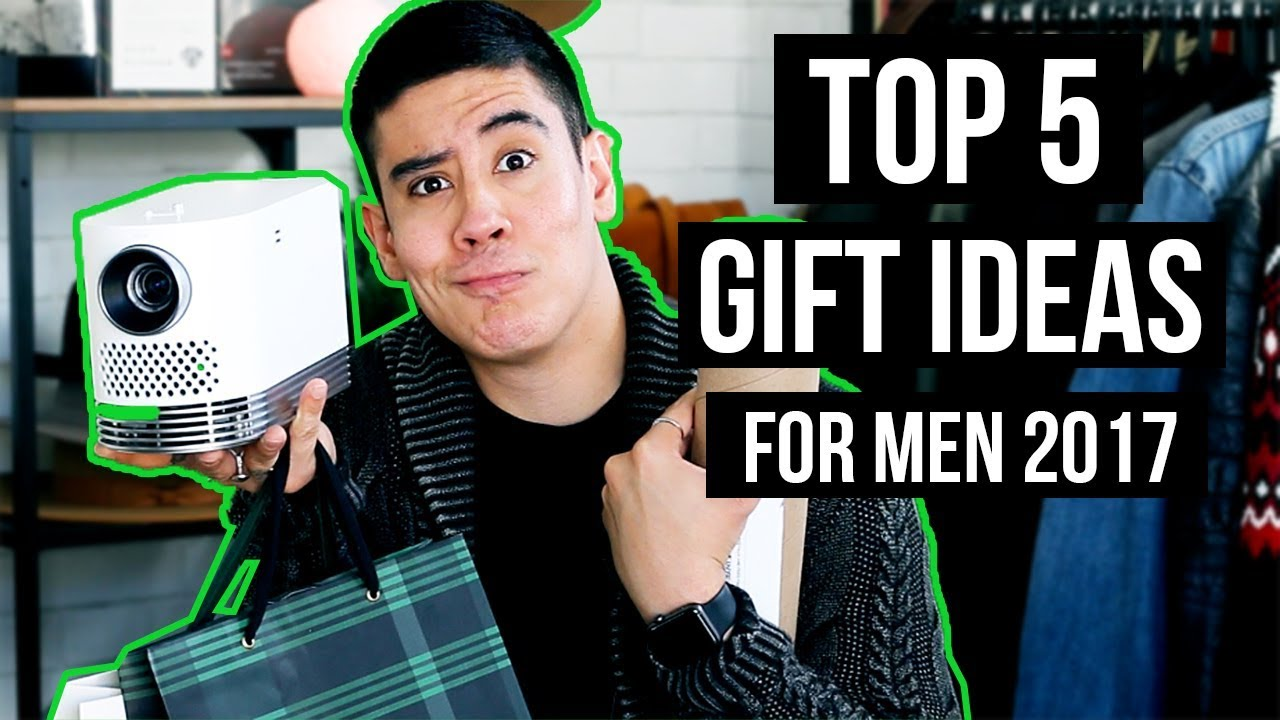 Top 5 Christmas Gift Ideas For Guys That Have Everything