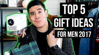 TOP 5 CHRISTMAS GIFT IDEAS FOR GUYS (THAT HAVE EVERYTHING) 🎁  | JAIRWOO
