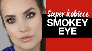 Super kobiece Smokey Eye ❤️ HANIA ❤️