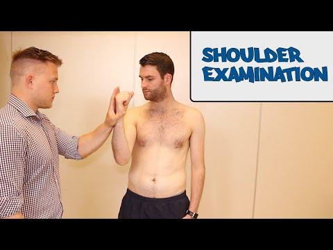 Shoulder Examination - OSCE Guide (Old Version)