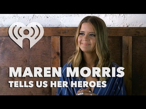 """Maren Morris on """"I Wish I Was"""" & Music Inspirations 