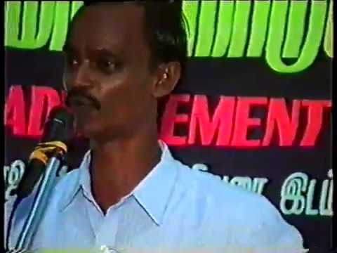 AIDS - A False Threat part 3, Speech by Dr.A.N.Vanangamudi