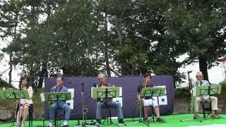 丸亀城お月見フェスタ 2018/9/17.