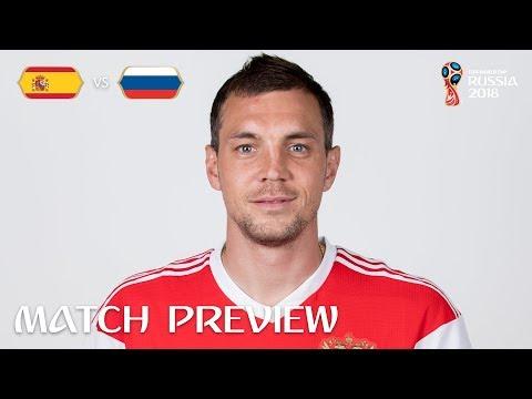 Artem Dzyuba (Russia) - Match 51 Preview - 2018 FIFA World Cup™