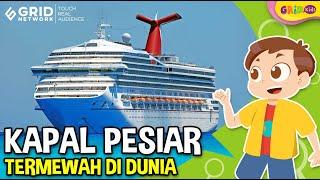 Daftar Kapal Pesiar Termewah di Dunia  MV Viking Star hingga MS Ovation of the Seas