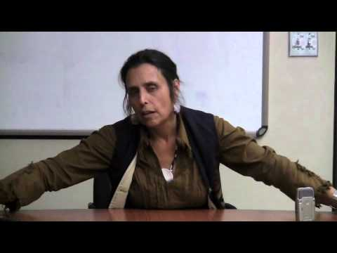 Power Shift 2012 - Winona LaDuke Interview (part 2)