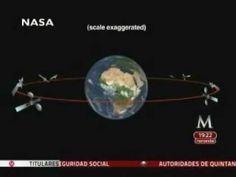 Asteroide 2012 DA14, tan cerca de la Tierra
