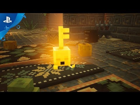minecraft:-dungeons---e3-2019-gameplay-reveal-trailer-|-ps4