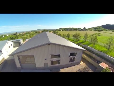Metal Building Outlet Garage & Shop Project - Castle Rock, CO