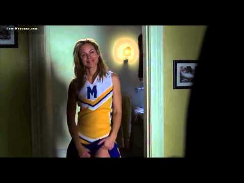 Maria Bello as a hot cheerleader  (A History Of Violence)