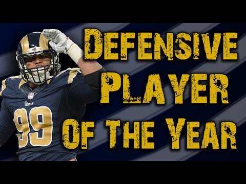 The Film Room Ep. 59: Aaron Donald should be the 2017 Defensive Player of the Year