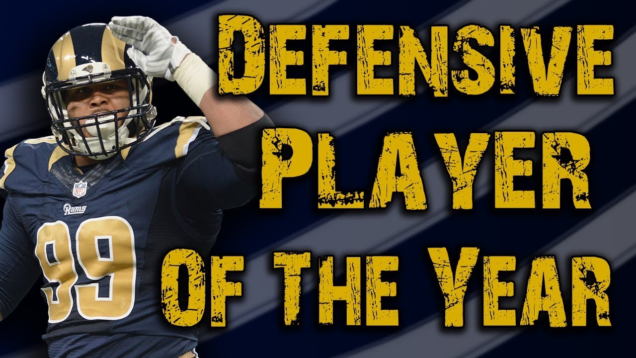 35925985c The Film Room Ep. 59: Aaron Donald should be the 2017 Defensive Player of  the Year