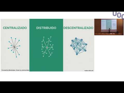 La blockchain como tecnología para la transformación. Sebastián Valdecantos
