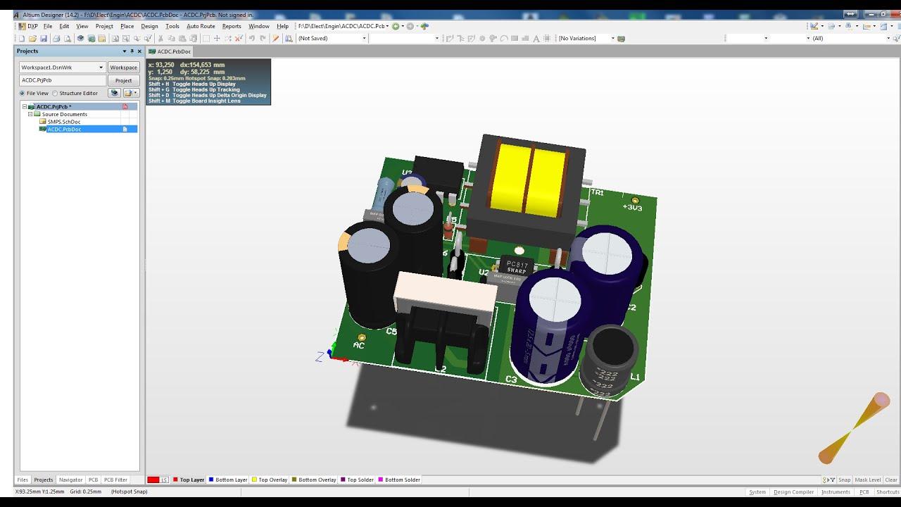 Altium Designer #1 (Schematic - Library) (Türkçe) - YouTube