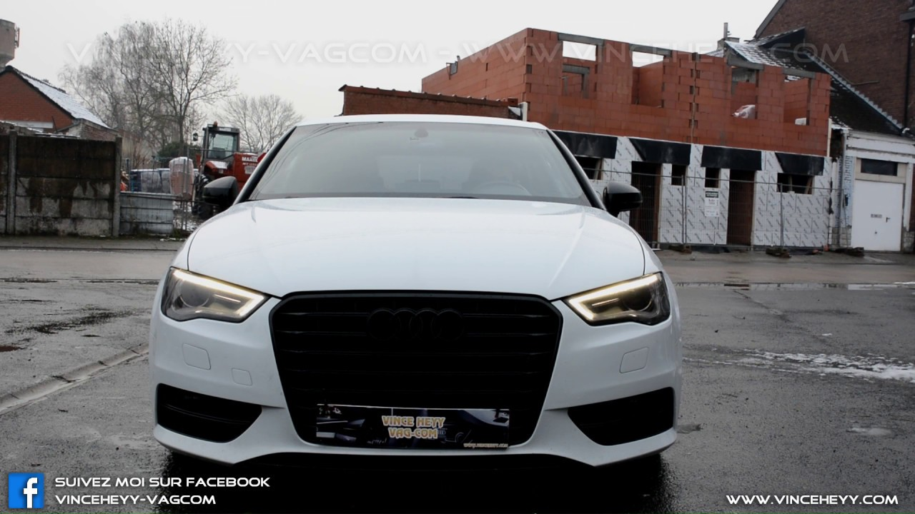 Audi A3 8v Enable Disable Us Lights Blinker With Mmi Youtube