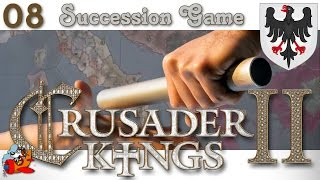 Crusader Kings 2 Succession Game [ITA] 8 - Rotolando verso sud