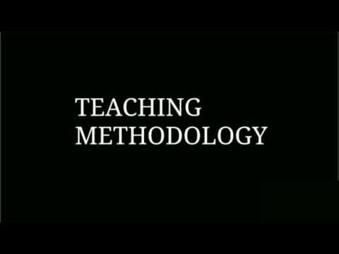 1.Teaching Methodology