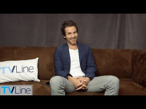 Santiago Cabrera Talks 'Salvation' Season 2  ComicCon 2018  TVLine