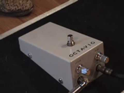 jimi hendrix octavio fuzz octave guitar effects pedal demo youtube. Black Bedroom Furniture Sets. Home Design Ideas
