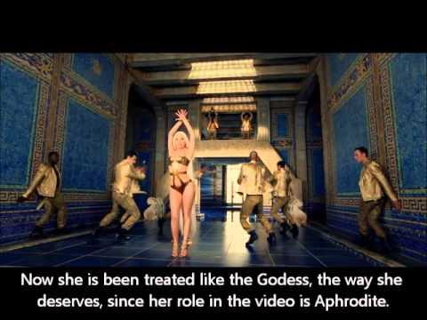 Interpretation of Lady Gaga's G.U.Y. music video