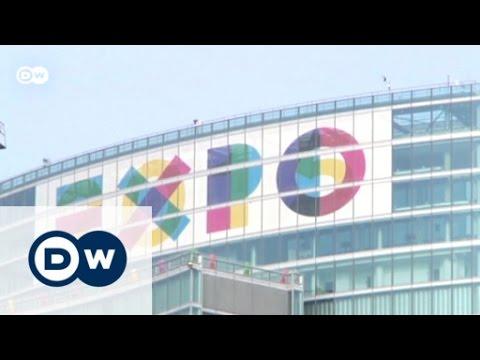 Expo 2015 in Milan, Italy | Euromaxx