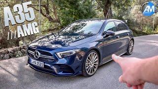 Mercedes-AMG A35 - #AutomannTalks 🇬🇧🇩🇪