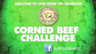 March Corned Beef Challenge