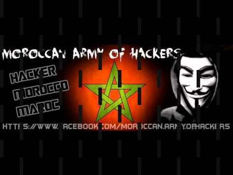 moroccan army of hacker