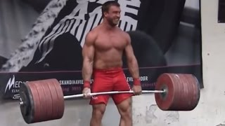 Dmitry Klokov Best Lifts