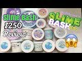 $250 SLIME BASH FAMOUS SLIME SHOP REVIEW