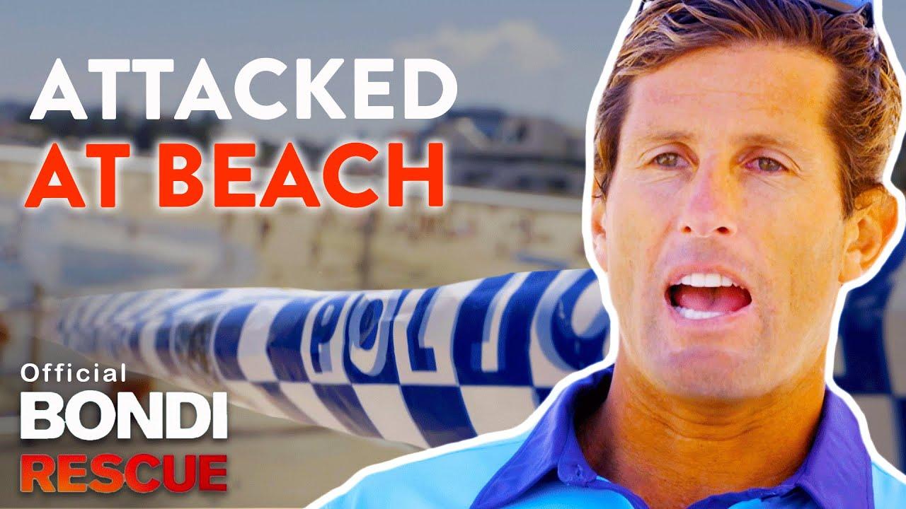 Attacked At Bondi Beach Youtube
