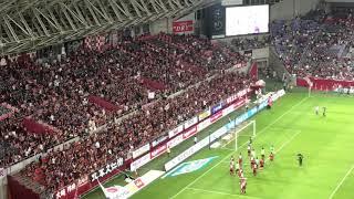 ヴィッセル神戸 g大阪 試合後ブーイング 妥当