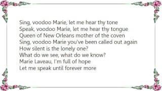 Volbeat - Marie Laveau Lyrics