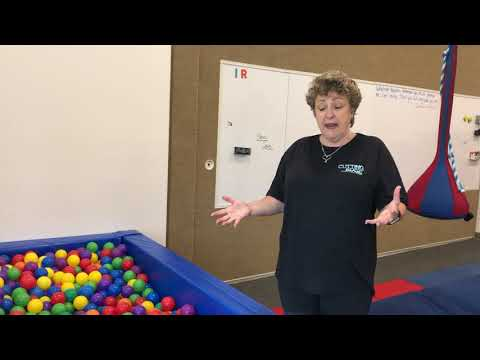 Why We Use a Ball Pit For Therapy