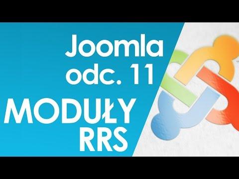 [Joomla] #11 Moduły RSS