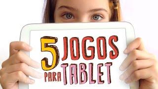 5 Jogos para TABLET - Android