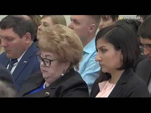 В Краснодаре прошел политический совет регионального отделения партии «Единая Россия»