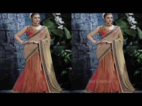 lehanga-gorgeous-new-ways-to-drape-your-lehenga-||2020fashion