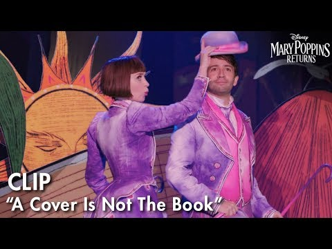 "Free Download ""a Cover Is Not The Book"" Clip 