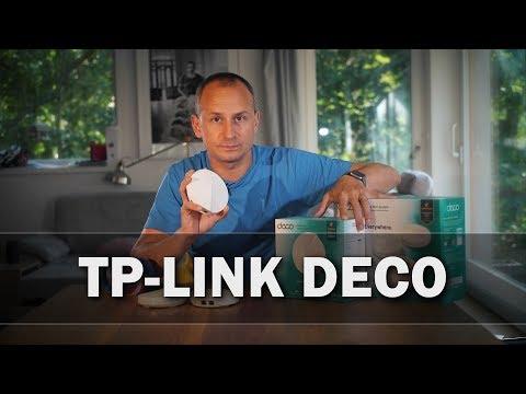 TP-LINK Deco: Řešení wifi pokrytí pro celý dům! (SPONZOROVANÉ VIDEO)