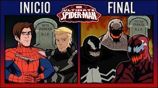 ¿Cómo inicia y termina Ultimate SpiderMan?   Te Explico La Historia