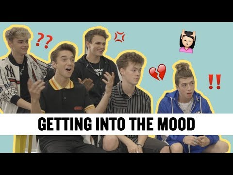 Getting Into The Mood With...Why Don't We