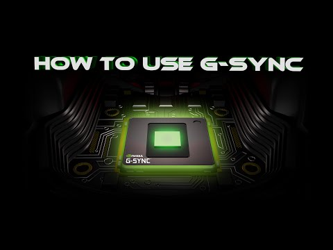 Lets Talk: How to Use & Enable NVidias G-Sync Technology Tutorial Guide 2016