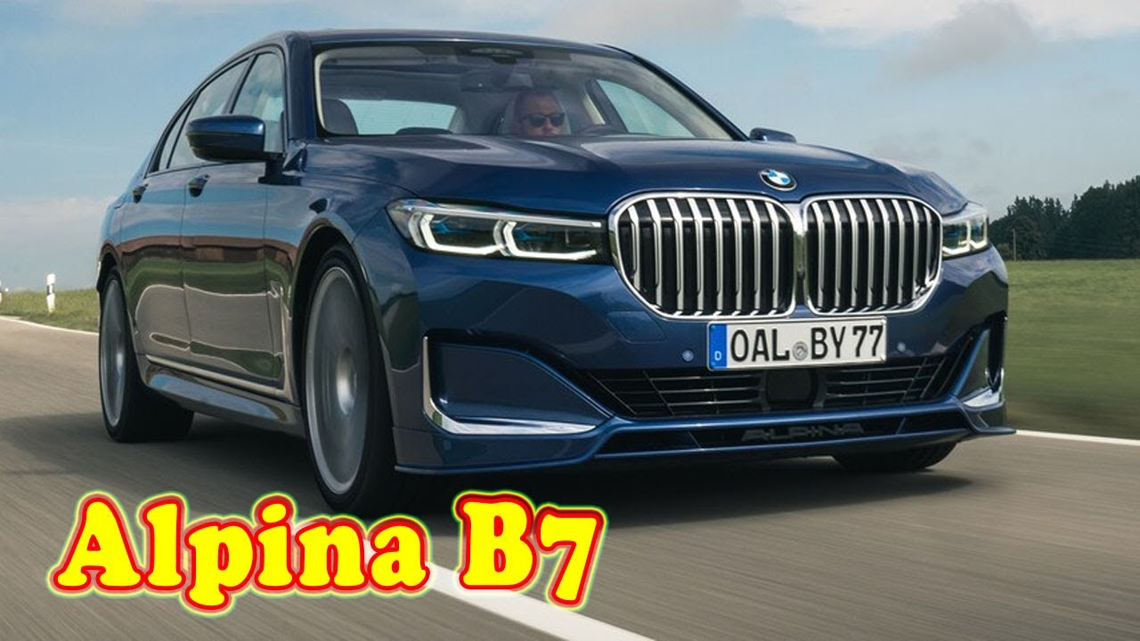 2021 bmw 7 series alpina b7  the new bmw alpina b7 is the